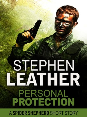 cover image of Personal Protection (A Spider Shepherd Short Story)